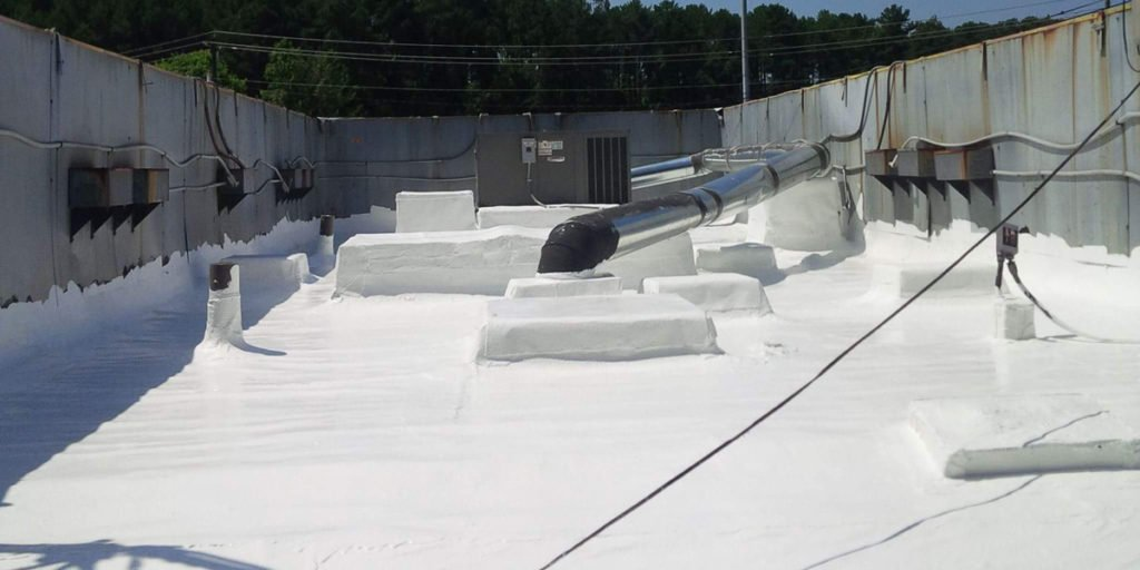 Barrelle Roofing Commercial Roof Completion