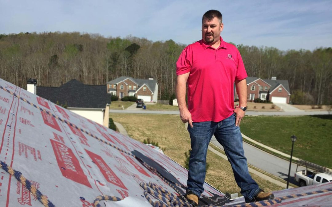 Installing your roof the right way